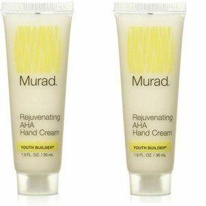 Murad Youth Builder Rejuvenating AHA Hand Cream 2